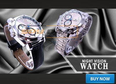 Spy Night Vision Watch Camera In Delhi India