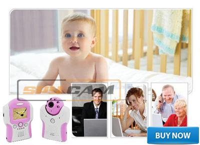 Wireless Baby Monitor Camera In Delhi India