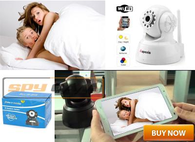Ptz-IP-Wi-Fi Internet Camera In Delhi India