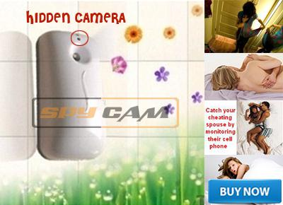 Spy Hidden Secret Room Air Freshener Dispenser Camera In Delhi India
