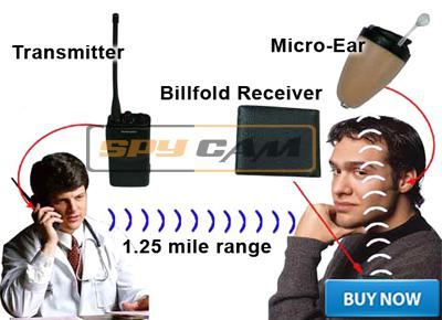 Spy Wireless Voice Transmitter In Delhi India