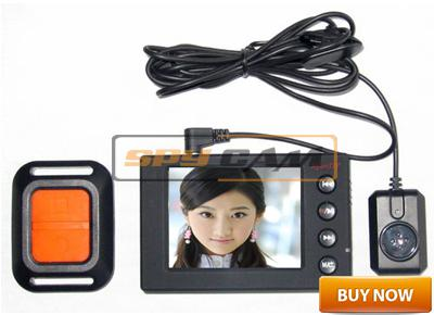 Spy Long Range Wireless Button Camera In Delhi India