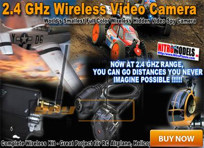 Spy 2.4 Mhz Wireless Camera In Delhi India