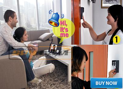 Wireless Door Phone Camera In Delhi India