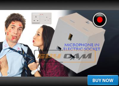 Spy Gsm Bug Microphone in Electric Socket In Delhi India