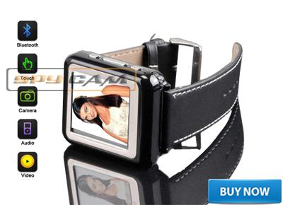 Mobile Watch with Bluetooth With Camera In Delhi India