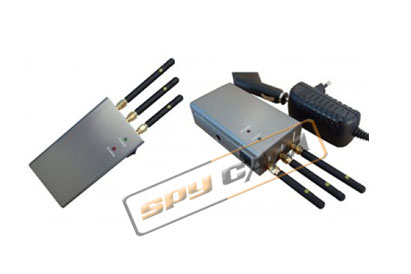 Spy Pocket Mobile Phone Jammer in Delhi India