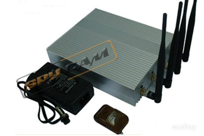 cell phone jammer pdf report