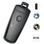 Spy Keychain Camera With Password