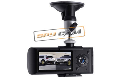 Spy Dash Board Camera For Car With GPS Tracker
